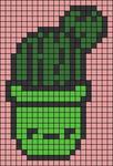 Alpha pattern #90691 variation #167012