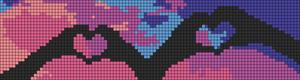 Alpha pattern #18042 variation #167019