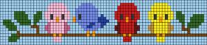 Alpha pattern #46869 variation #167031