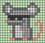 Alpha pattern #69354 variation #167034