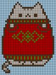 Alpha pattern #92002 variation #167065