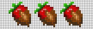 Alpha pattern #46527 variation #167164