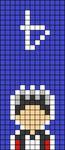 Alpha pattern #92118 variation #167187