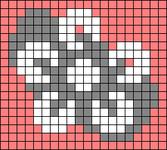 Alpha pattern #80906 variation #167234