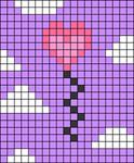 Alpha pattern #73940 variation #167279