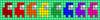 Alpha pattern #91792 variation #167460