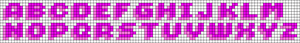 Alpha pattern #34279 variation #167519