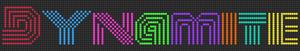 Alpha pattern #92438 variation #167557