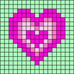 Alpha pattern #89298 variation #167561