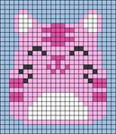 Alpha pattern #86852 variation #167637
