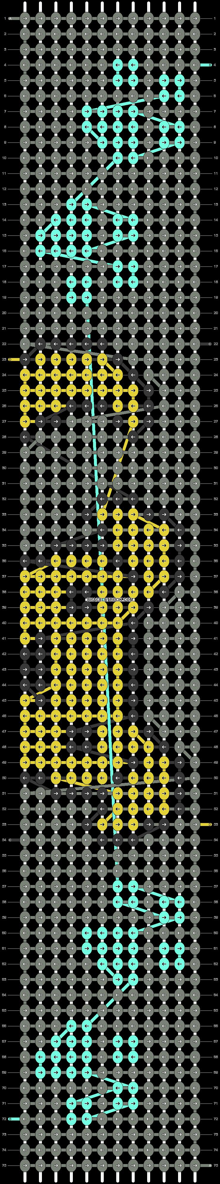 Alpha pattern #51646 variation #167863 pattern