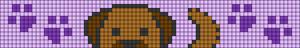 Alpha pattern #58523 variation #167899