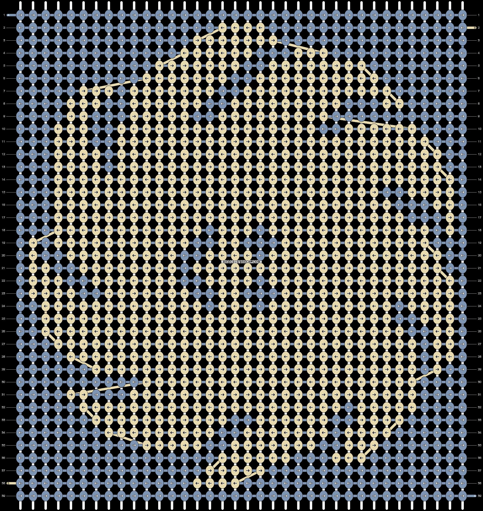 Alpha pattern #92561 variation #168028 pattern