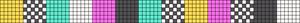 Alpha pattern #66149 variation #168132