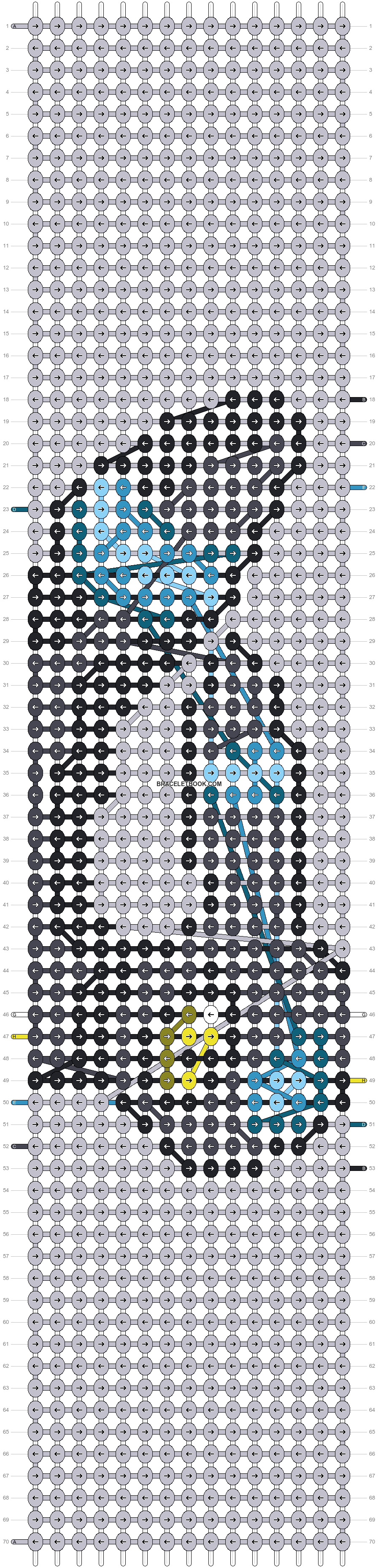 Alpha pattern #91127 variation #168250 pattern