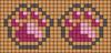 Alpha pattern #17195 variation #168268