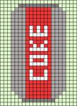 Alpha pattern #92685 variation #168278
