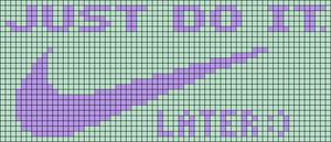 Alpha pattern #66615 variation #168309