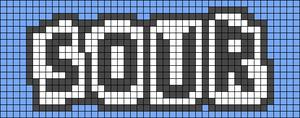 Alpha pattern #91849 variation #168420