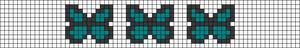 Alpha pattern #36093 variation #168545