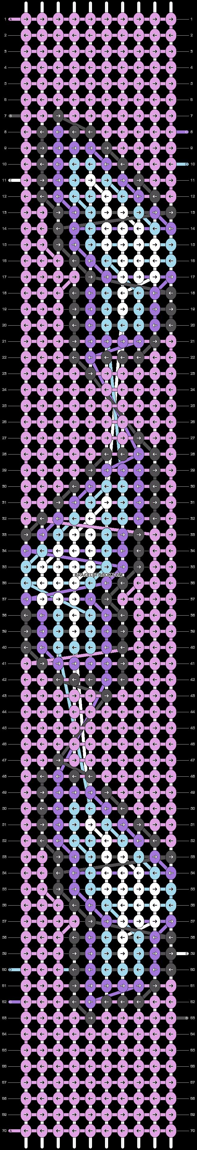 Alpha pattern #93012 variation #168661 pattern