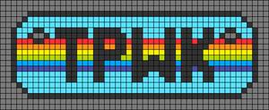 Alpha pattern #73693 variation #168812