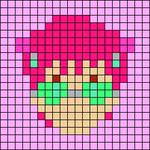Alpha pattern #86959 variation #168834