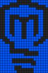 Alpha pattern #89892 variation #168905