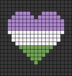 Alpha pattern #93102 variation #168944