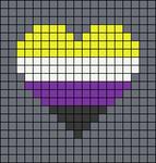Alpha pattern #93105 variation #168948