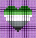 Alpha pattern #93108 variation #168979