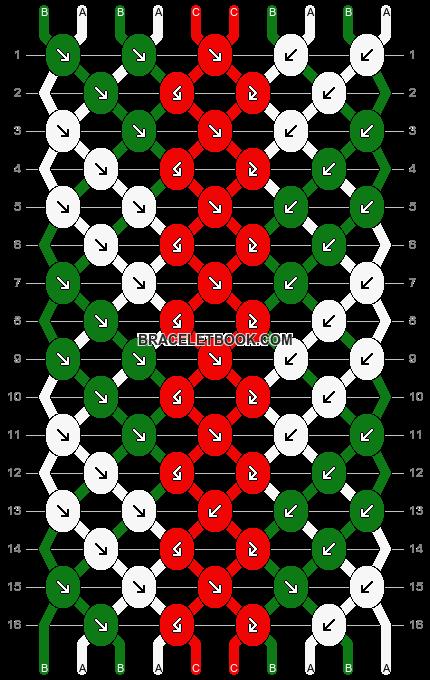 Normal pattern #93070 variation #169033 pattern