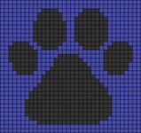 Alpha pattern #93131 variation #169073