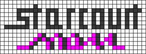 Alpha pattern #71719 variation #169100