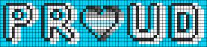 Alpha pattern #83237 variation #169168