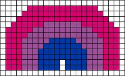 Alpha pattern #93149 variation #169198