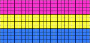 Alpha pattern #1375 variation #169217