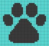 Alpha pattern #93131 variation #169233