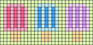 Alpha pattern #91389 variation #169266