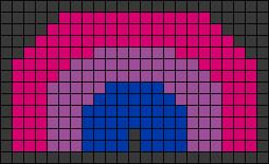 Alpha pattern #93149 variation #169345