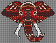 Alpha pattern #83409 variation #169442
