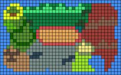 Alpha pattern #93313 variation #169474