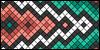 Normal pattern #2458 variation #169513