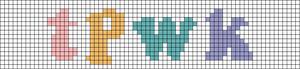 Alpha pattern #43965 variation #169556