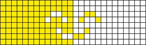 Alpha pattern #92234 variation #169636