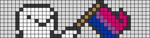 Alpha pattern #68861 variation #169789