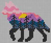 Alpha pattern #67765 variation #169797