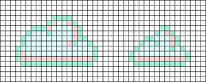 Alpha pattern #93424 variation #169800