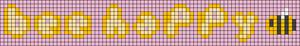 Alpha pattern #93337 variation #169850