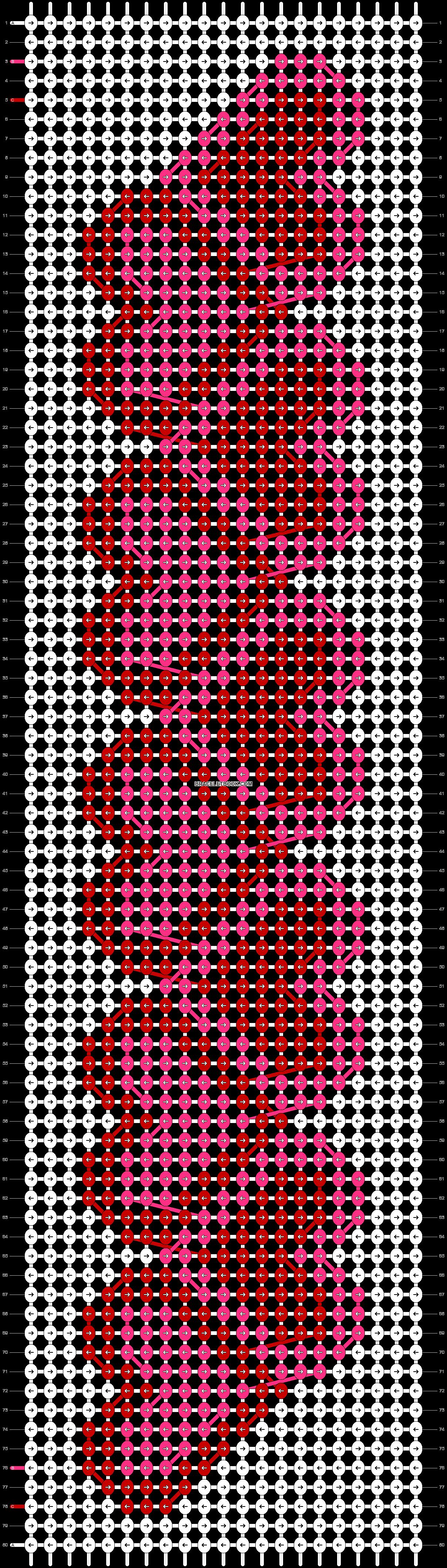 Alpha pattern #93419 variation #169853 pattern